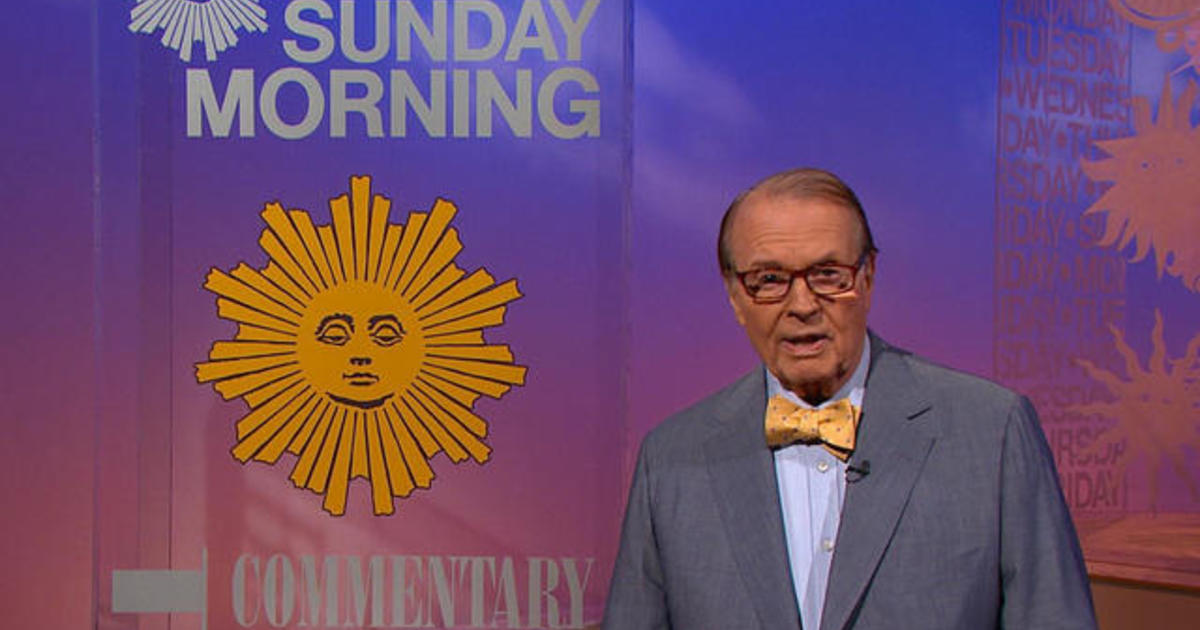 Charles Osgood leaving Sunday Morning