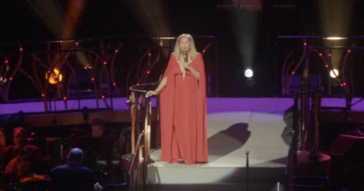 "Barbra Streisand sings ""Youre the Top"""