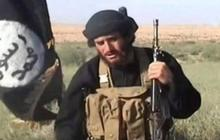 ISIS says No. 2 commander killed in airstrike
