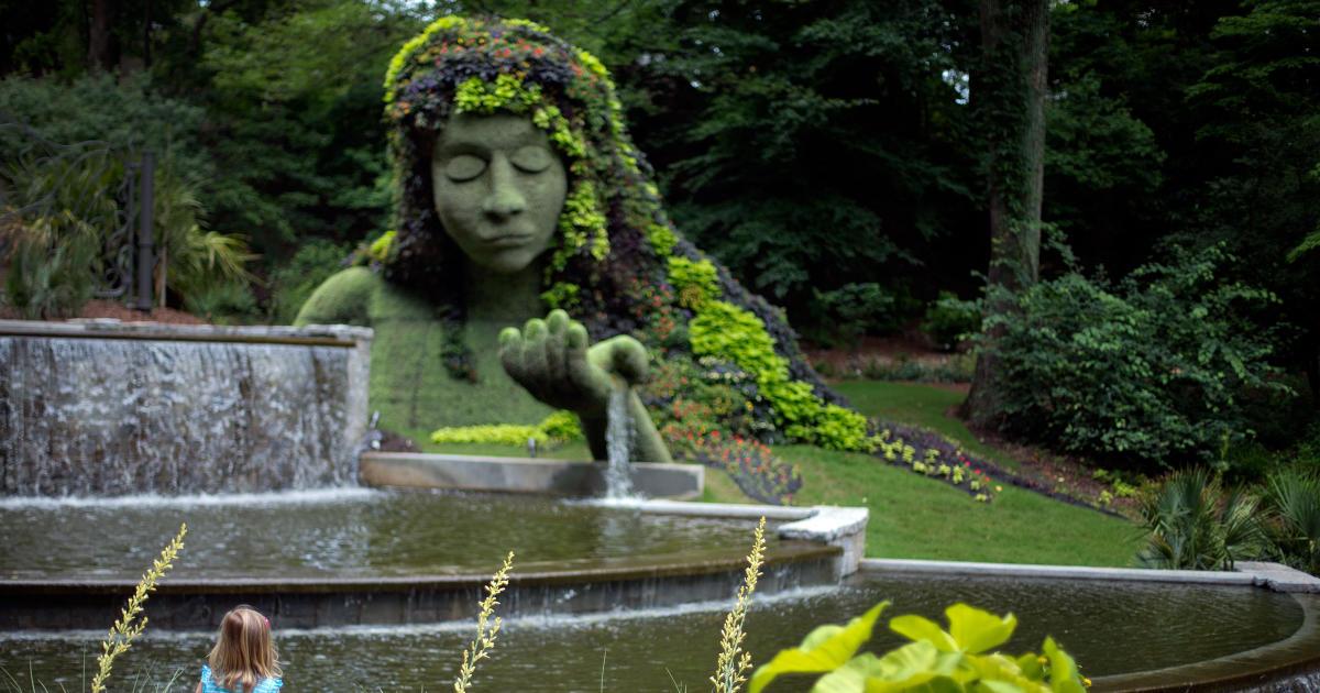 Georgia judge rules no guns in atlanta 39 s flower garden - Atlanta botanical garden membership ...