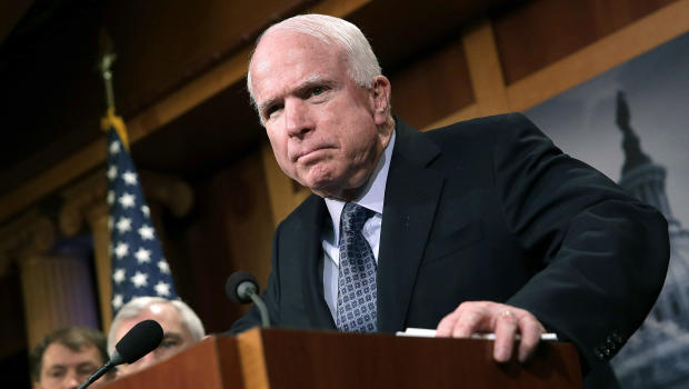 McCain: Rand Paul 'working for Vladimir Putin'