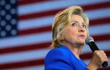 Trump: Clinton could shoot someone and not get arrested