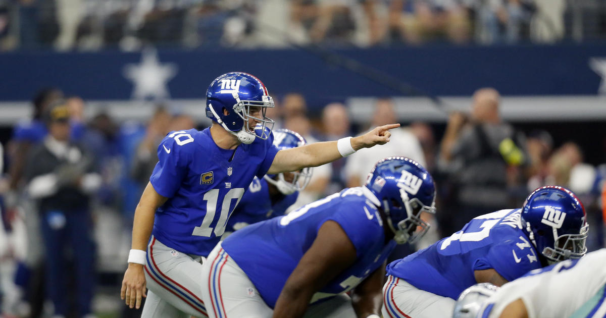 Nfl Week One Roundup Giants Beat Cowboys Raiders Win