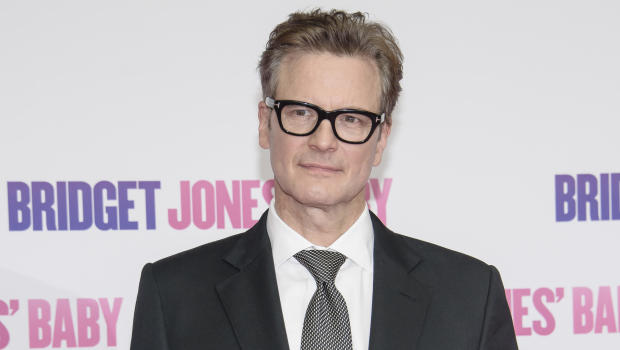 Colin Firth thinks we ...