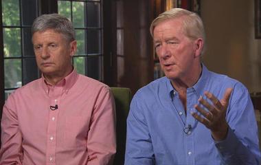 Why isn't Bill Weld running for president?