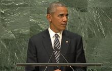 President Obama delivers final UN address