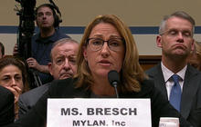 Mylan CEO faces backlash over EpiPen prices