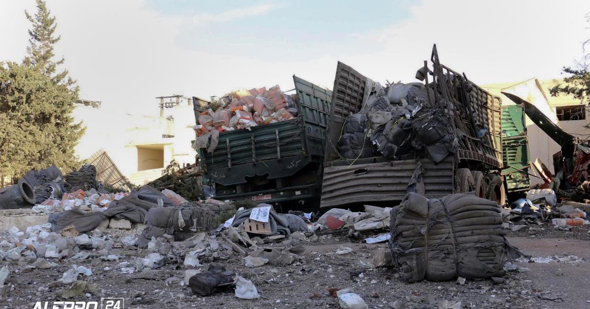 U.S. military blames human error for mistaken coalition airstrikes in Syria