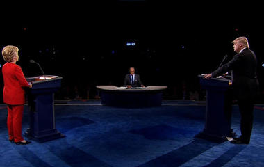 Presidential Debate Part 8: Legitimacy of the election