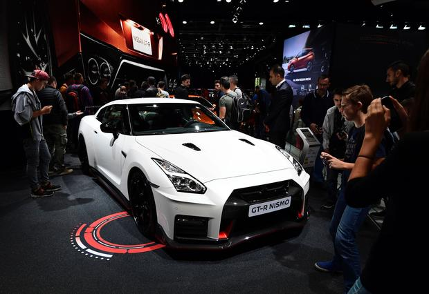 Paris Auto Show