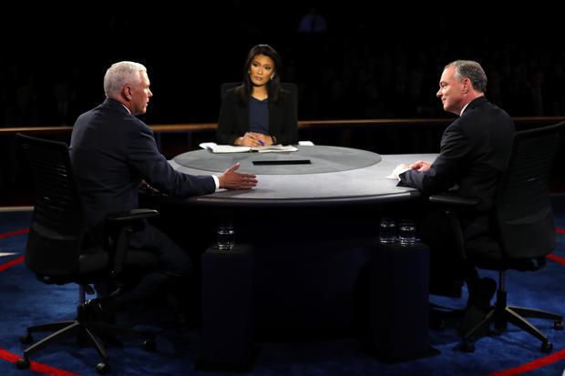 ... Debate at L... 2016 Vp Debate Fox News