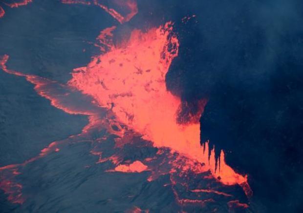 基拉韦厄火山,夏威夷火山2016-10-05.jpg