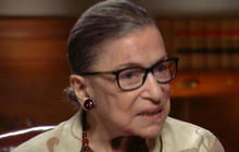 Ruth Bader Ginsburg on potential for Democratic majority on Supreme Court