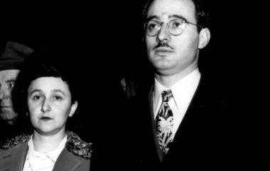 From the archives: Rosenberg witness says he lied