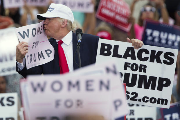 Donald Trump and women