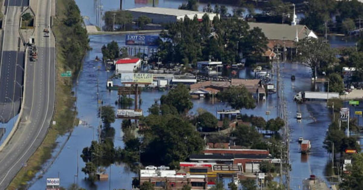 North carolina floods continue to strand communities for Psychologie nc 2016