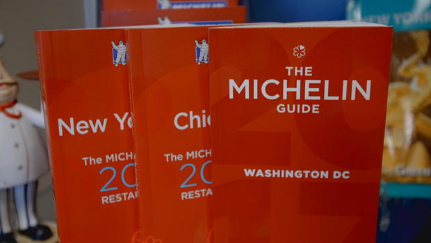 3 restaurants get 2 stars in first-ever DC Michelin guide