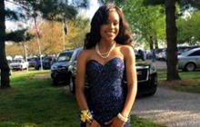 Tyson Gay's teenage daughter fatally shot