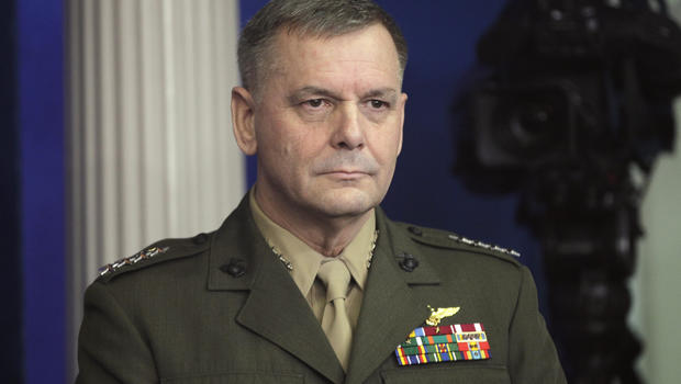 Retired US general charged with lying in Iran cyber attack probe