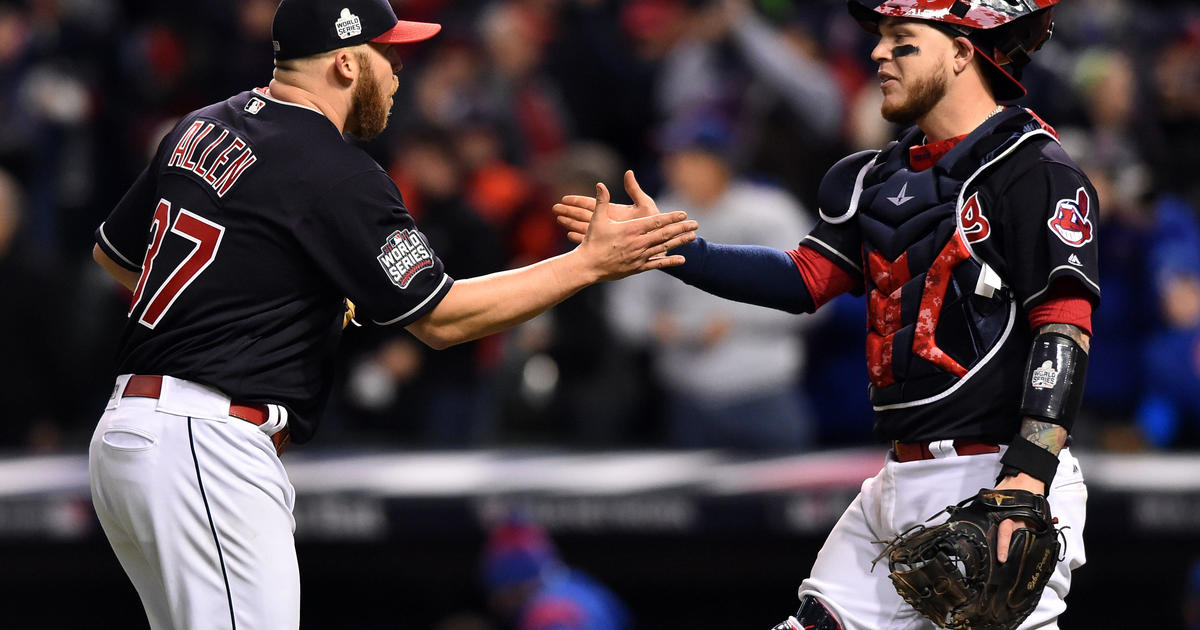 Cleveland shuts out Cubs 6-0 in World Series opening game - CBS News