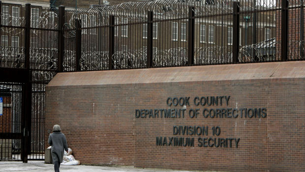Cook County Jail placed on lockdown due to absent workers