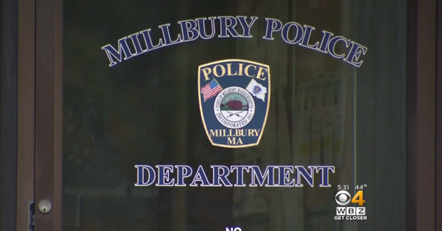 A cop's wife tried to pin a burglary on 'BLM,' police say