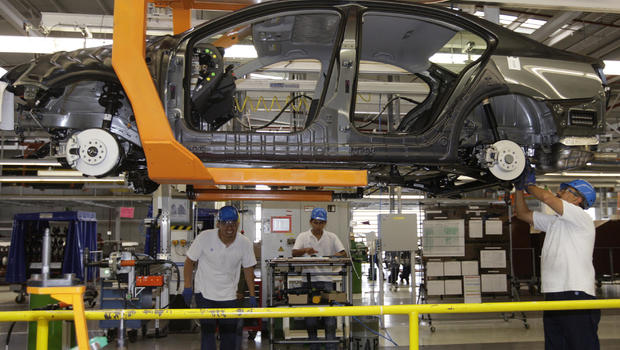 mexico stealing factory jobs blame automation instead