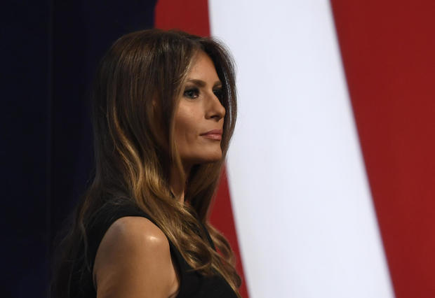 A crash course on Melania Trump