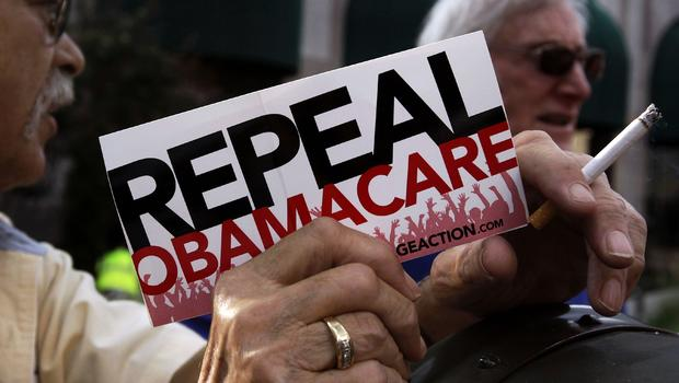 No one wants to save the Obamacare mandate