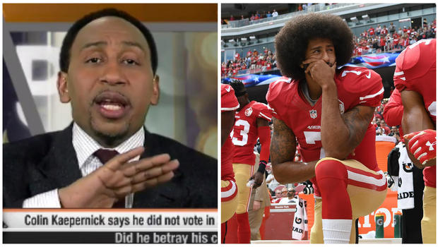 Colin Kaepernick didn't vote in the election, and some ...