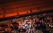 Third straight day of protests over Trump win