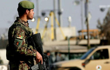 Suicide bomber kills 4 on U.S. base in Afghanistan