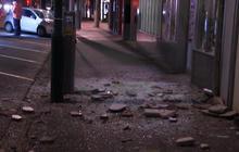 Powerful earthquake hits New Zealand