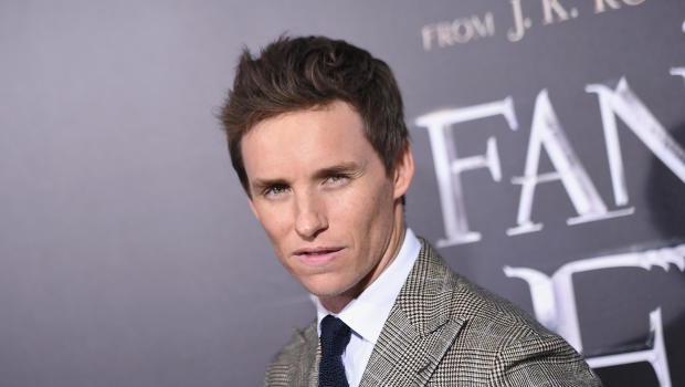 Eddie Redmayne: I'm the 'least cool' person on the planet