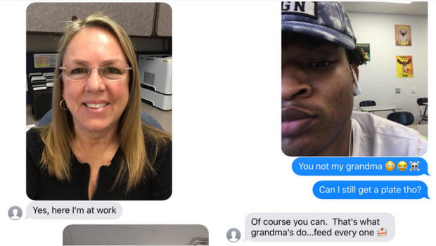 Grandma Invites Teen to Thanksgiving After Texting Wrong Person