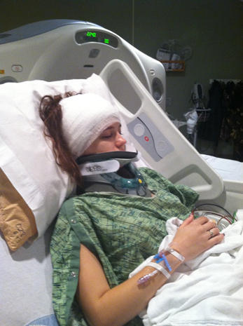 Sophia Putney-Wilcox: A teen dating violence survivor's story