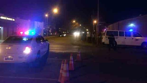 Officer shot in south St. Louis