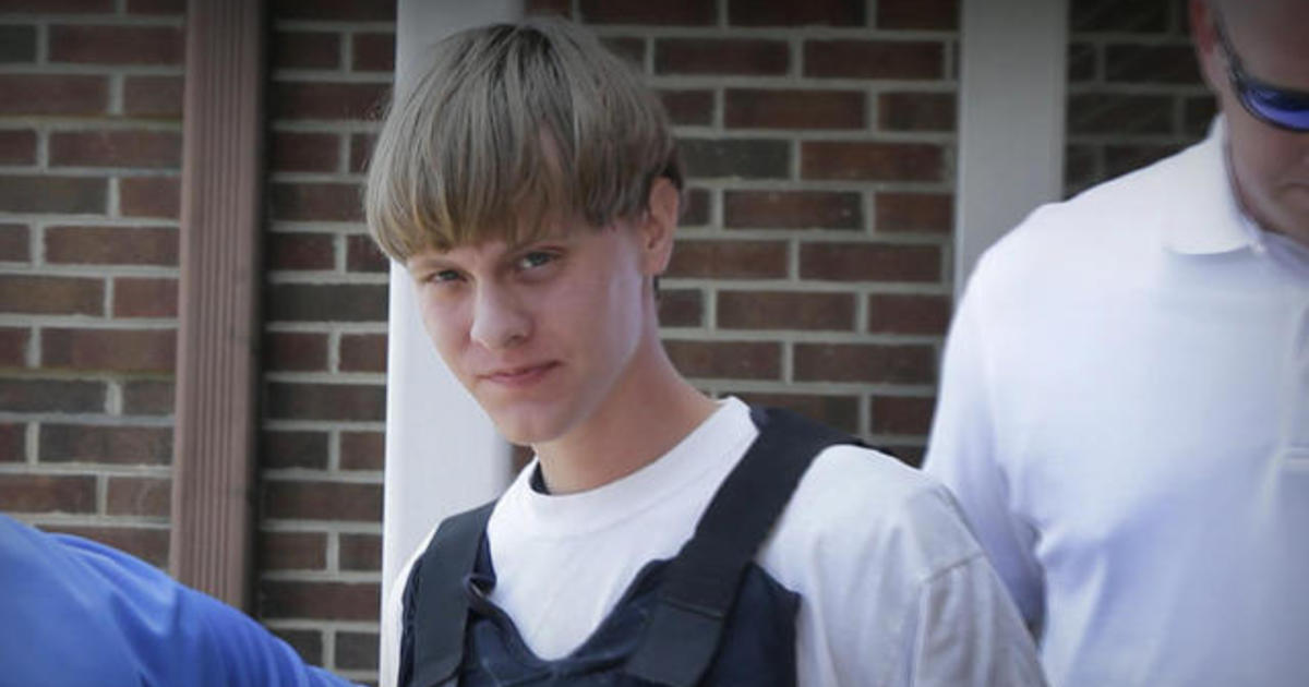 Dylann Roof Found Competent To Stand Trial Videos Cbs News