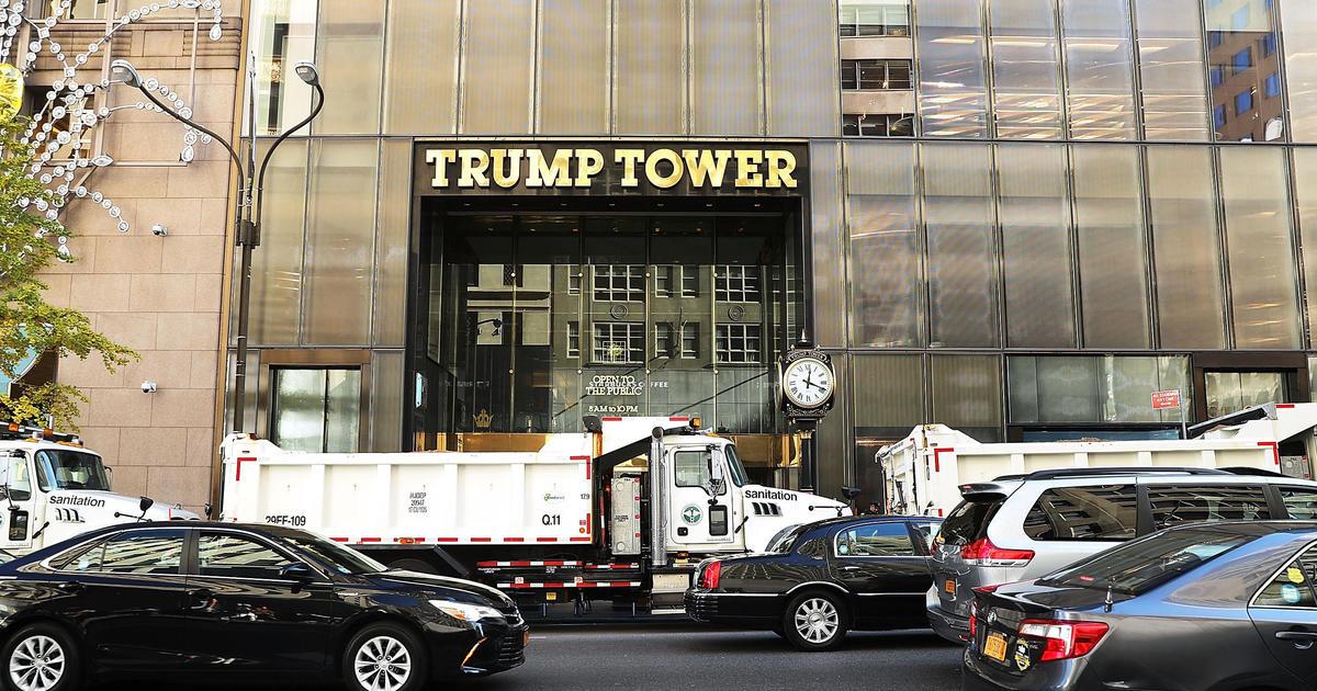 "Trump Tower briefly renamed ""Dump Tower"" on Google Maps - CBS News"