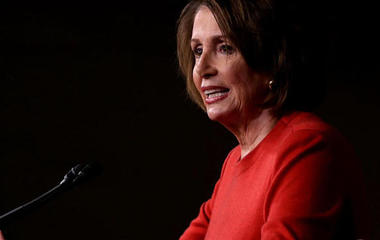 Nancy Pelosi faces challenge as Democrats vote for leader