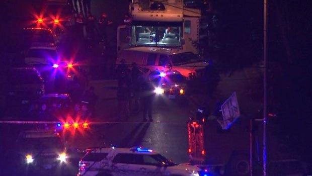 Police officer shot in Washington state during domestic call