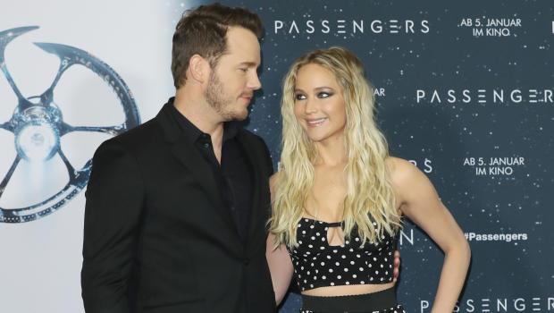Jennifer Lawrence Addresses Chris Pratt Cheating Rumors ...