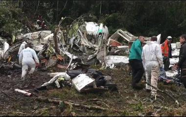 New details emerge in tragic Colombia plane crash