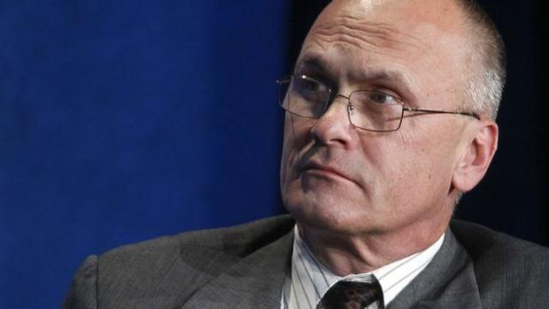 Trump Labor Secretary Nominee Andrew Puzder Takes His Burger And Goes Home