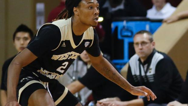 Western Michigan basketball player charged with murder
