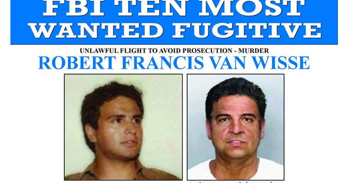 Robert Van Wisse Suspect In 1983 Strangling Added To Fbi