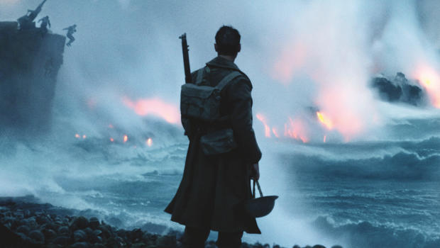 Dunkirk trailer promises Christopher Nolan making the next great WWII epic