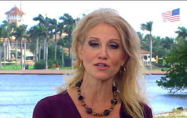 Conway discusses President Obama's response to Russian hacks