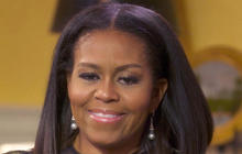 "Michelle Obama on being called an ""angry black woman"""
