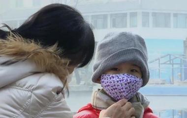 Dense smog smothers parts of China